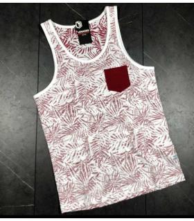 Αμάνικο ανδρικό Tshirt LE4903