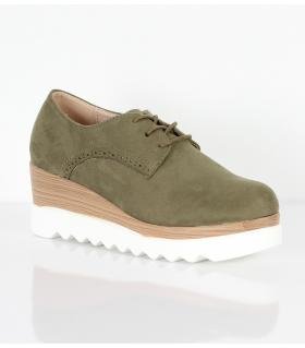 Oxfords platform M2315
