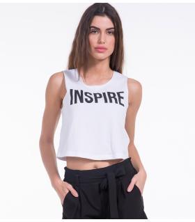Top γυναικείο -INSPIRE- NewAge NAJ1072-1