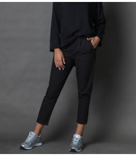 Παντελόνι γυναικείο με λάστιχο NEW AGE NW3002