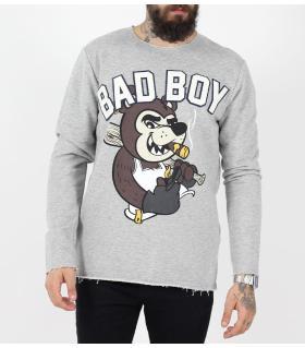 Μπλούζα φούτερ Bad Boy PE9693