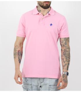 Polo Tshirt ανδρικό μονόχρωμο PH4901