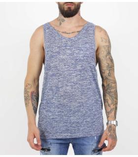 Αμάνικο ανδρικό Tshirt με τσεπάκι PV17124