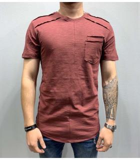 T-shirt ανδρικό pockets PV25142