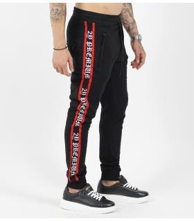 Παντελόνι φόρμα 2stripes & Zip PV5008