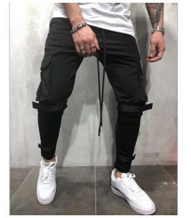 Παντελόνι φόρμα scratch & pockets με λάστιχο PV5048
