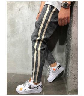 Παντελόνι ανδρικό καρό stripes PV8024