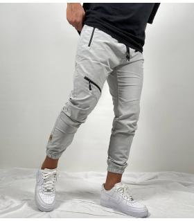 Παντελόνι ανδρικό zip R25002