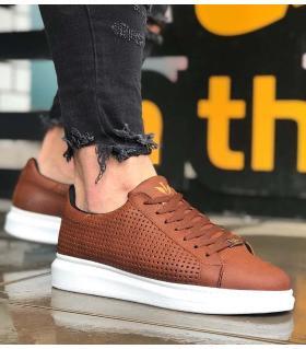 Sneakers ανδρικά double κορδόνι WA001
